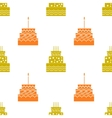 Sweet Cakes Silhouettes vector image