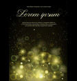 abstract golden notes soft vector image