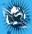Civil aviation vector | Price: 1 Credit (USD $1)
