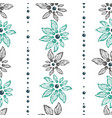 seamless pattern for wallpaper and fabric vector image