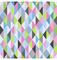 Geometrical seamless pattern with colorful vector image