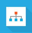 structure icon flat symbol premium quality vector image