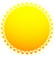 sun sun clip-art for nature sunlight summer vector image