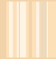abstract striped seamless vertical pattern vector image vector image