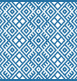 geometric seamless ethnic pattern background in vector image vector image