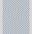 zigzag line design elements vector image