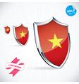 I Love Vietnam Flag vector image vector image