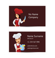professional kitchen staff recruitment concept vector image vector image