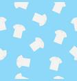 tshirts pattern vector image vector image
