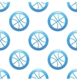 Basketball sign pattern vector image vector image