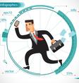 businessman active