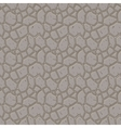 Brown stone seamless background vector image vector image