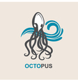 images of octopus vector image