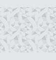 seamless triangular pattern vector image vector image