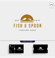 food logo design icon element file vector image