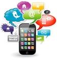 Smartphone app design