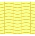 Simple flat wickerwork pattern vector image