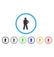 audacity pose rounded icon