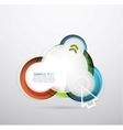Hi-tech bubble banner vector | Price: 1 Credit (USD $1)
