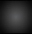 metal speaker grille pattern texture vector image vector image