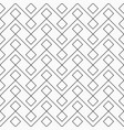 abstract seamless pattern of lines and rhombuses vector image vector image
