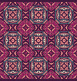 ethnic pattern for fabric vector image vector image
