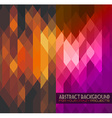Sophisticated hipster abstract grunge background vector image