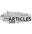 a beginners guide on how to syndicate articles vector image vector image