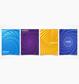 Abstract modern geometric shape colorful minimal