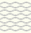 seamless pattern vintage Design vector image