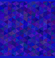 abstract background seamless wavy triangle vector image