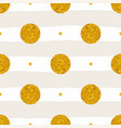 tile pattern with pastel beige and white stripes vector image vector image