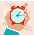 time managamement vector image