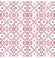 Seamless background with imitation of Slavic vector image