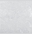 light gray stained halftone background vector image vector image