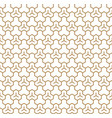 seamless pattern based on japanese ornament vector image vector image
