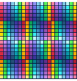 Abstract bright colorful seamless pattern rainbow vector image vector image