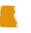 orange ripped paper grunge background vector image vector image