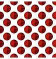 Planet pattern seamless vector image vector image