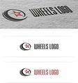 Wheels Cars Logo vector image vector image