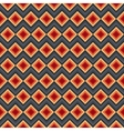 Modern elegant zig zag and rhombus seamless vector image