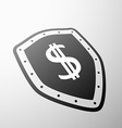 Dollar symbol Stock vector image