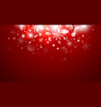 christmas background concept design vector image vector image