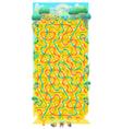 Honeycomb children game vector image vector image