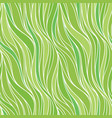 seamless spring pattern with lines abstract vector image vector image