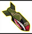 air bomb flying tiger shark mouth sticker vinyl ca