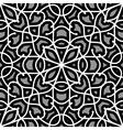 Filigree ornament vector image