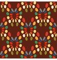 Seamless abstract pattern bright colors vector image