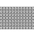 abstract pattern - black and white vector image vector image