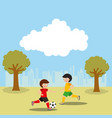 kids sport activity image vector image vector image